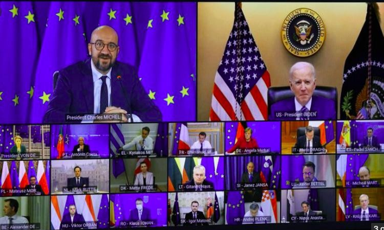 Mỹ tổ chức thượng đỉnh COVID-19 toàn cầu vào tuần tới