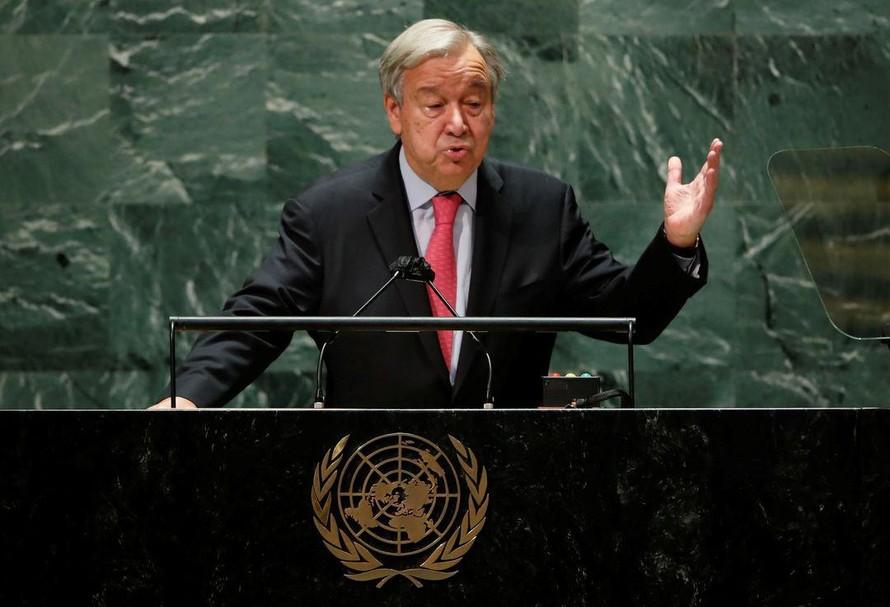 Tổng thư ký LHQ: 'Thế giới đạt điểm kém về mặt đạo đức'