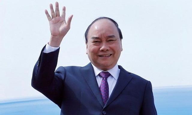 Chủ tịch nước Nguyễn Xuân Phúc bắt đầu chương trình tham dự Đại hội đồng LHQ
