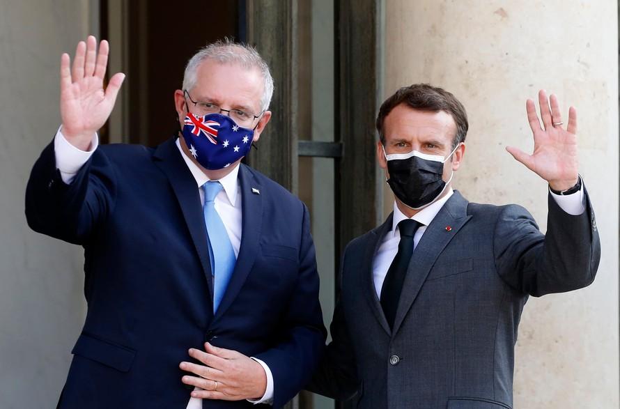 Australia kiên nhẫn hàn gắn quan hệ với Pháp