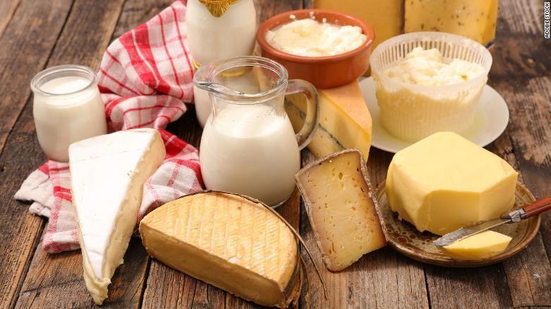 Ăn nhiều chất béo từ sữa ít có nguy cơ mắc bệnh tim mạch