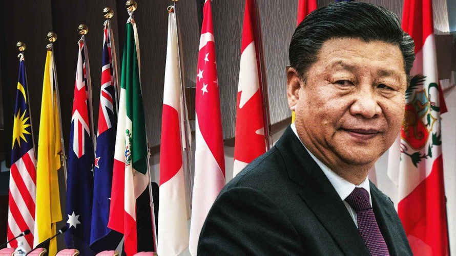 Đằng sau động thái xin gia nhập CPTPP của Trung Quốc