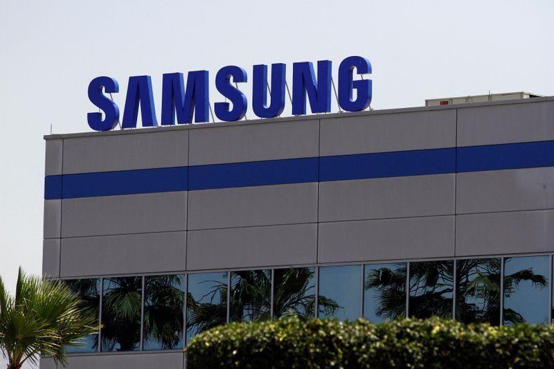 Samsung củng cố chuỗi cung ứng ở châu Á