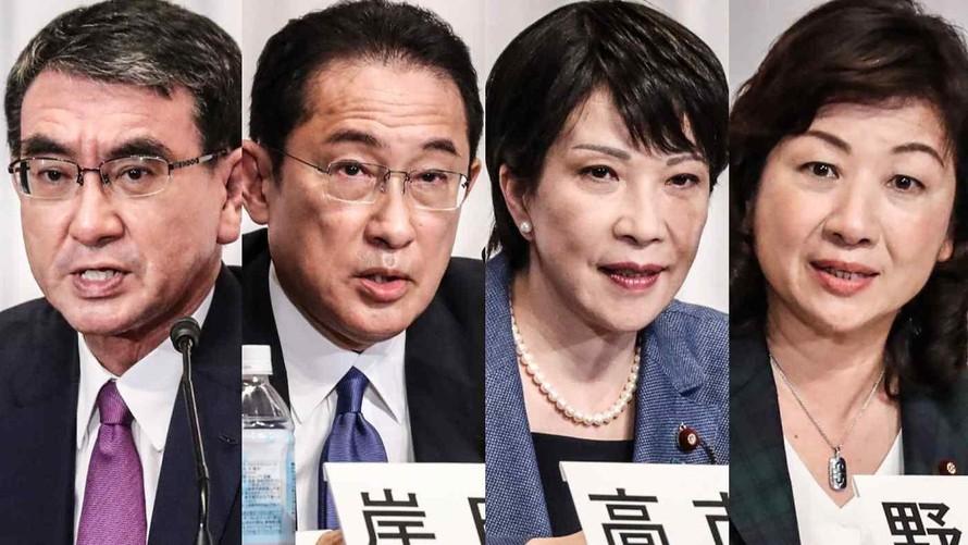Bầu cử Nhật Bản: Ứng viên Kono Taro 'bỏ xa' các đối thủ