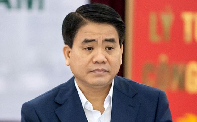 Truy tố ông Nguyễn Đức Chung trong vụ mua chế phẩm xử lý nước hồ ở Hà Nội