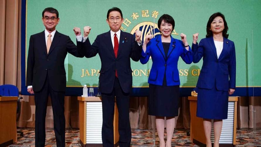 Cuộc đua gay cấn tại chính trường Nhật Bản