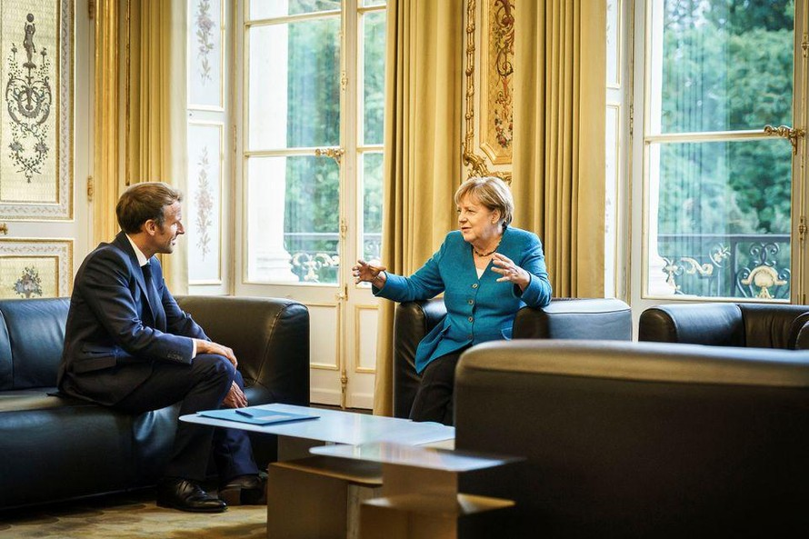EU thời hậu Merkel: Tổng thống Macron sẵn sàng đảm nhận vai trò lãnh đạo