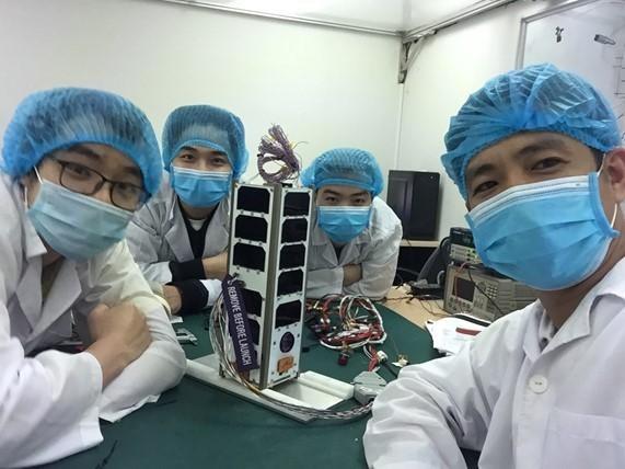 Vệ tinh NanoDragon sẽ lên quỹ đạo vào ngày 7/10
