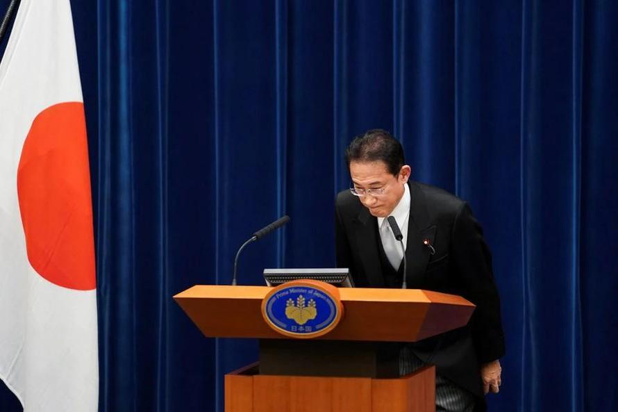 Tân Thủ tướng Nhật Bản bắt tay vào công tác chống dịch