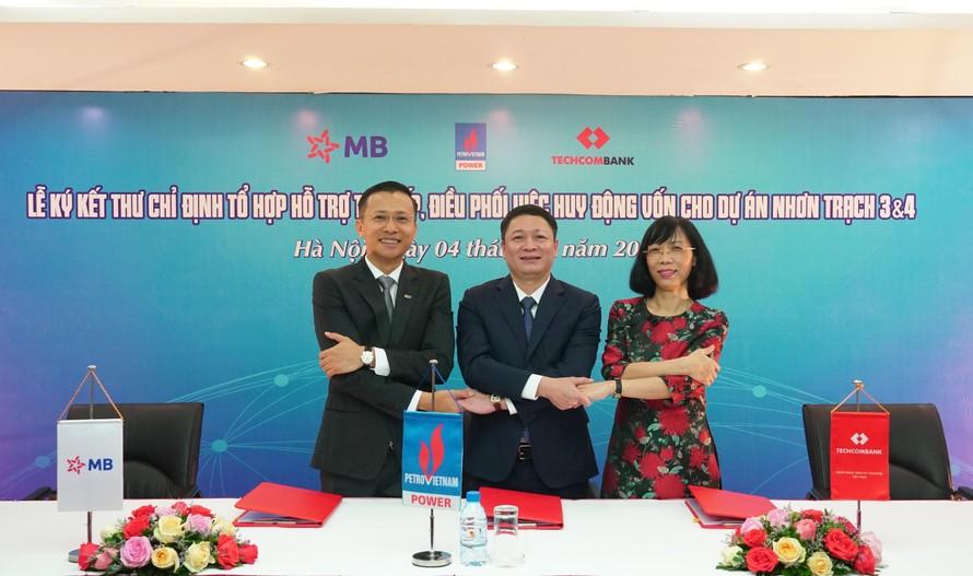 PVPower chỉ định Techcombank thu xếp vốn cho dự án Nhơn Trạch 3 và Nhơn Trạch 4