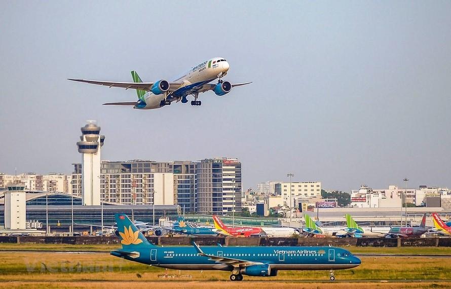 Đa số các địa phương đồng ý mở lại đường bay nội địa