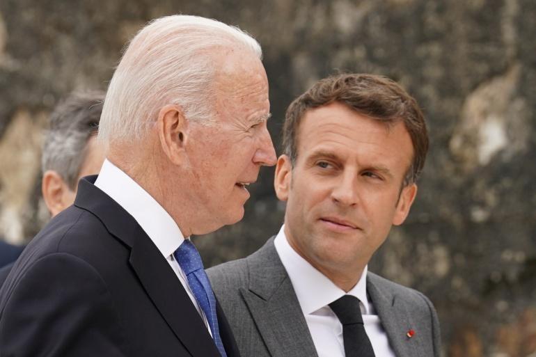 Pháp muốn hòa giải với Mỹ