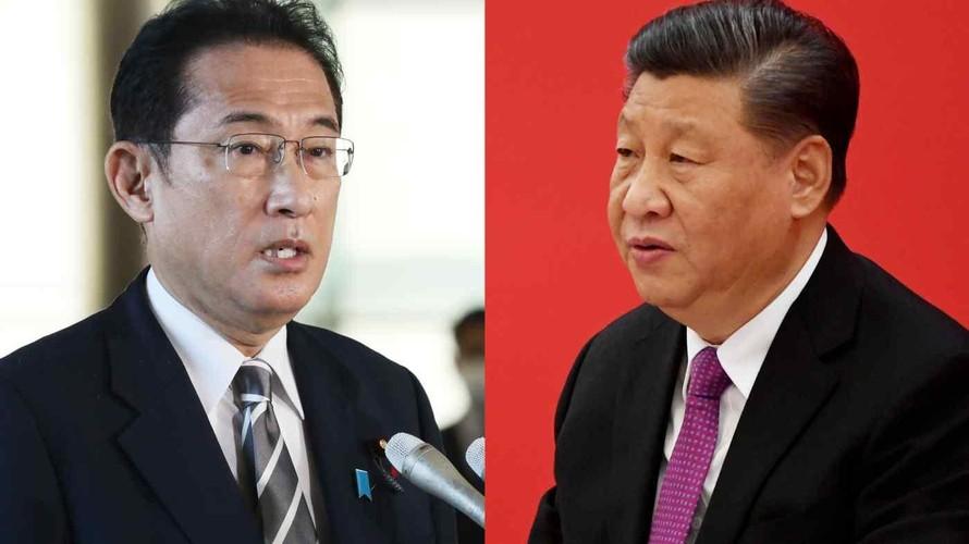 Lãnh đạo Nhật-Trung muốn hướng tới quan hệ ổn định
