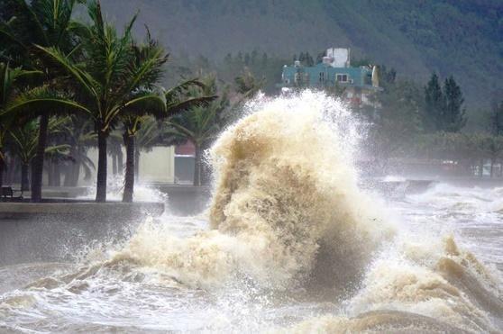 Khả năng xuất hiện bão số 8 ở phía bắc Biển Đông