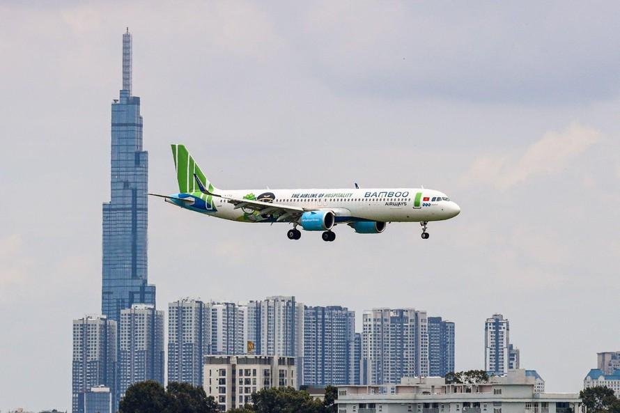 Bamboo Airways tái khai thác thương mại nhiều đường bay nội địa