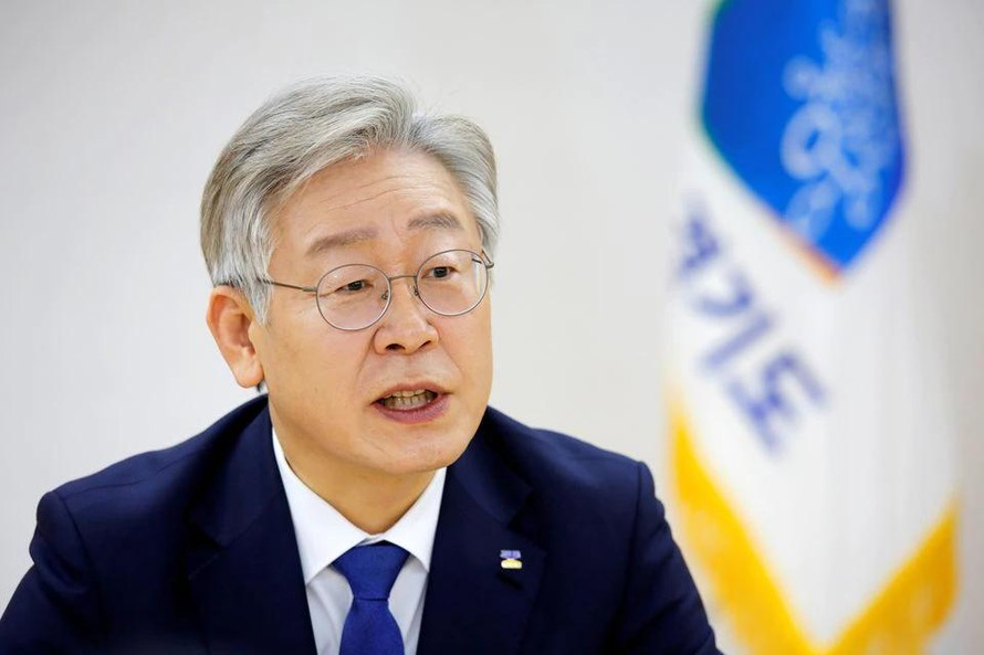 Chân dung ứng viên Tổng thống Hàn Quốc Lee Jae-myung