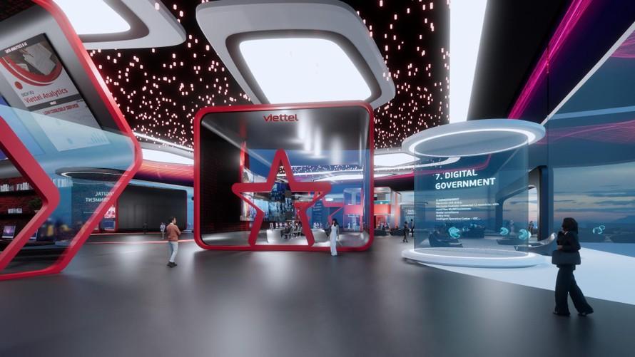 Viettel mang đến một 'thế giới phẳng' tại triển lãm ITU Digital World 2021