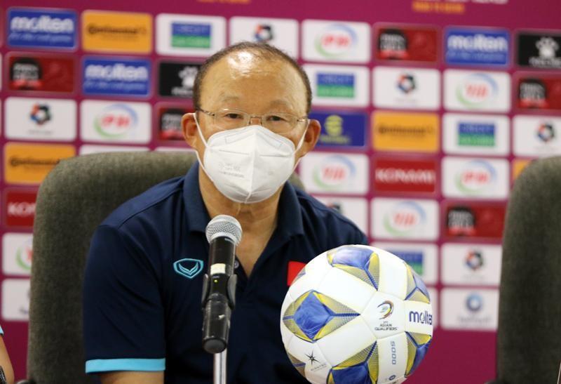 HLV Park Hang-seo: 'Chúng tôi cần thêm thời gian để cải thiện'