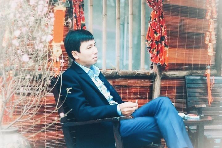 Nhà thơ Phạm Khánh Sơn