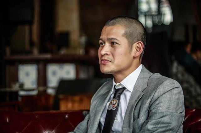 Đạo diễn Việt Tú - một trong các diễn giả tham gia hội thảo