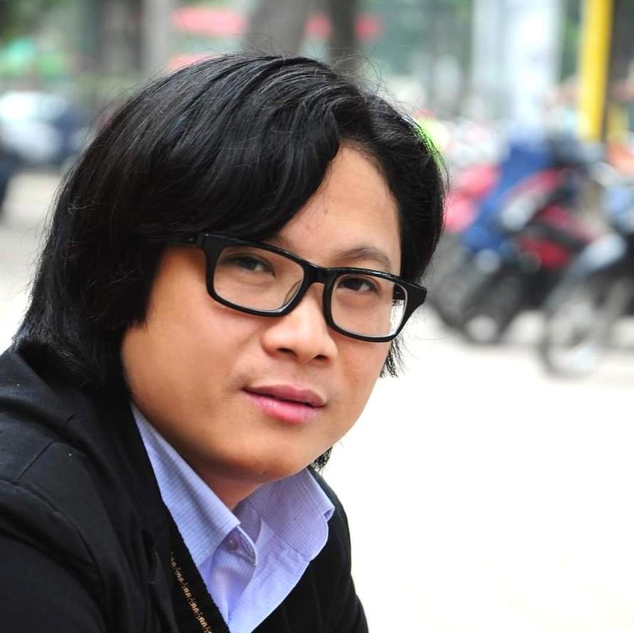 Nhà báo Lê Anh Đạt