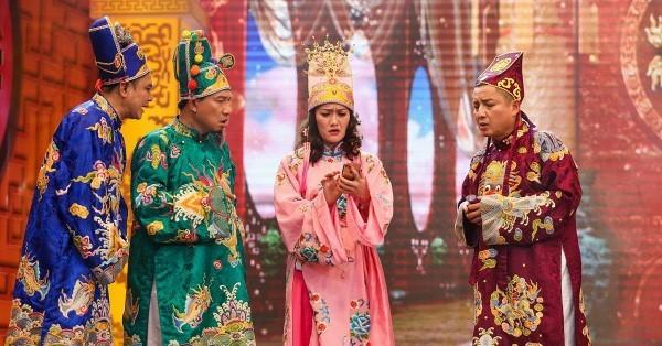 Quang Thắng: 'Không phải ai cũng được chọn vào dàn diễn viên Táo quân'