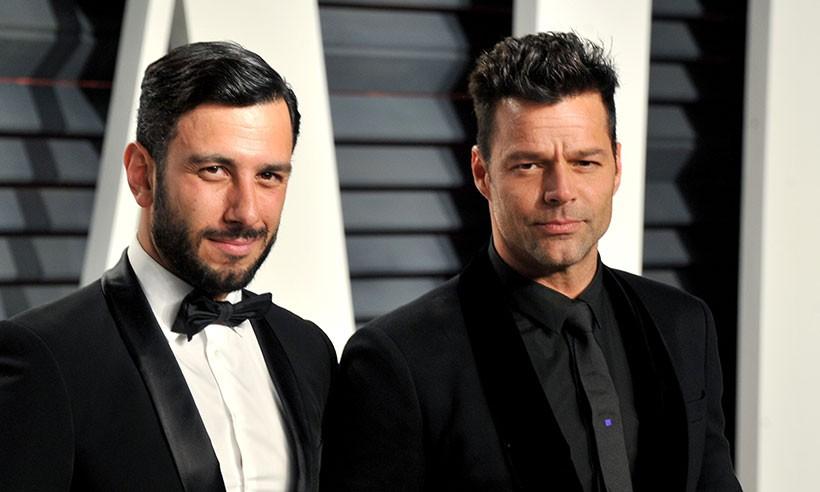 Ricky Martin đính hôn cùng người tình đồng tính