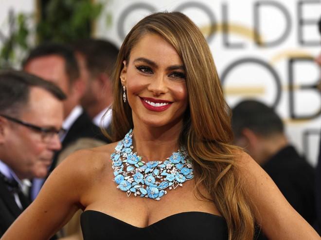 Sofia Vergara đứng đầu top 10 nữ diễn viên phim truyền hình có thu nhập cao nhất thế giới trong nhiều năm
