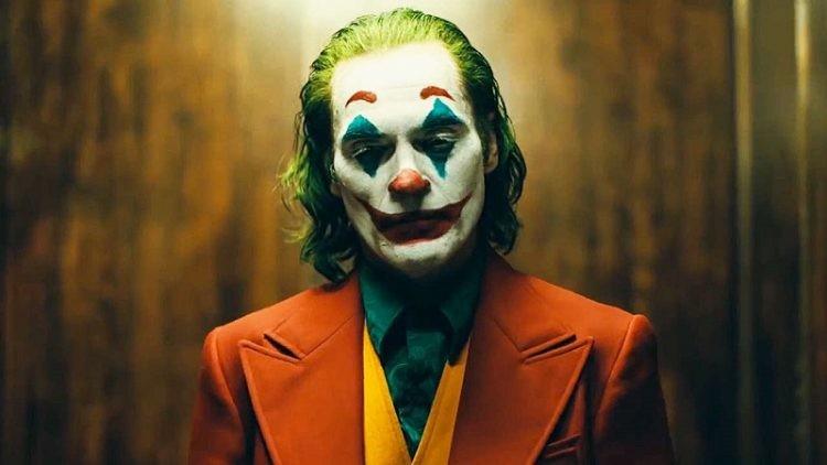 "Joaquin Phoenix vai Joker trong phim ""Joker""."