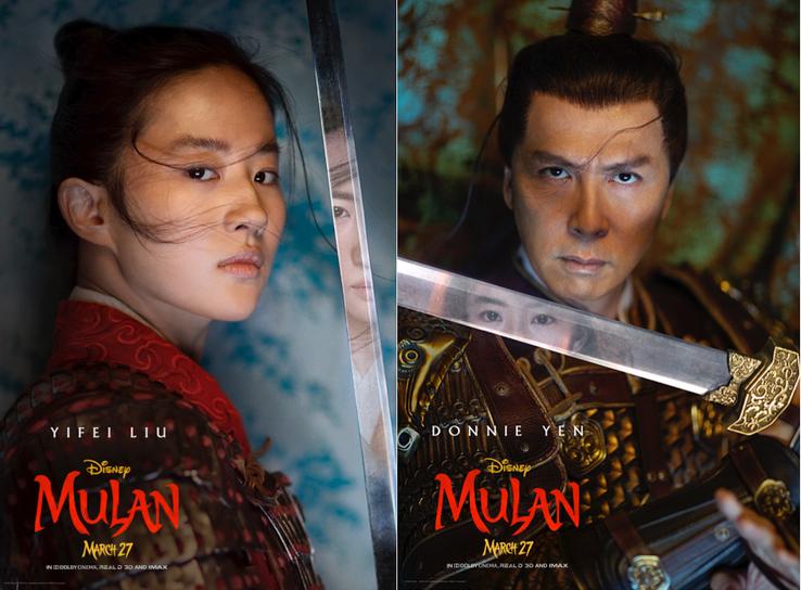 Mulan sẽ phát sóng bất chấp bệnh dịch ở Trung Quốc
