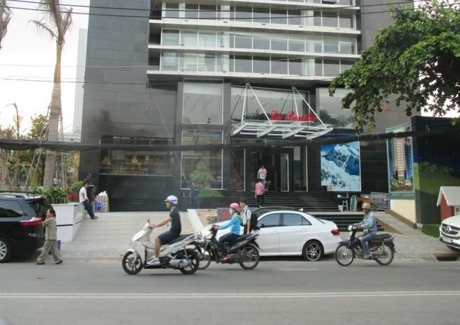 Tòa nhà La Bonita. Ảnh: Công ty Kiến Quân.