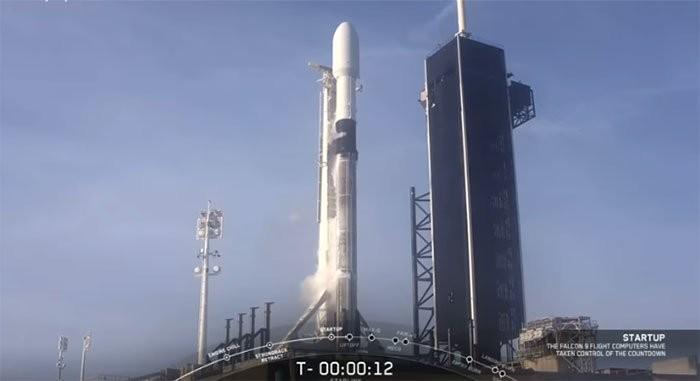 SpaceX phóng lô vệ tinh Starlink thứ 6