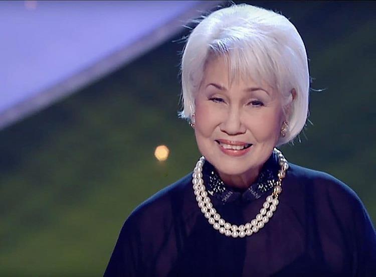Nữ ca sĩ Thái Thanh qua đời ở tuổi 86.
