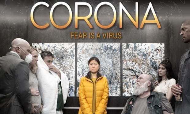 Thông điệp của bộ phim là 'Nỗi sợ hãi cũng là virus'.