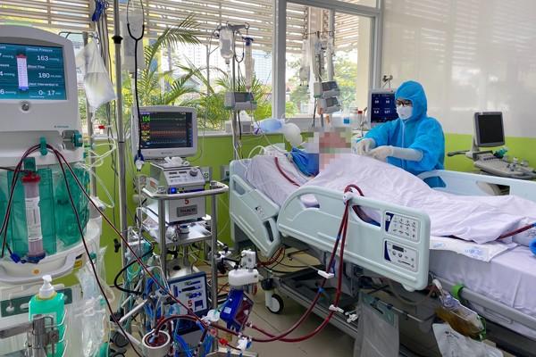 Bệnh nhân 91 có nhiều tín hiệu khả quan, phổi tiếp tục hồi phục thêm