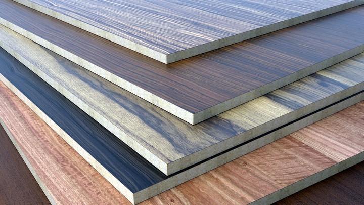 Sản phẩm gỗ dán xuất khẩu. (Ảnh minh họa: KT)