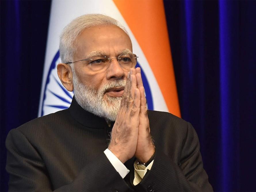 Thủ tướng Ấn Độ Narendra Modi (ảnh: India Today)