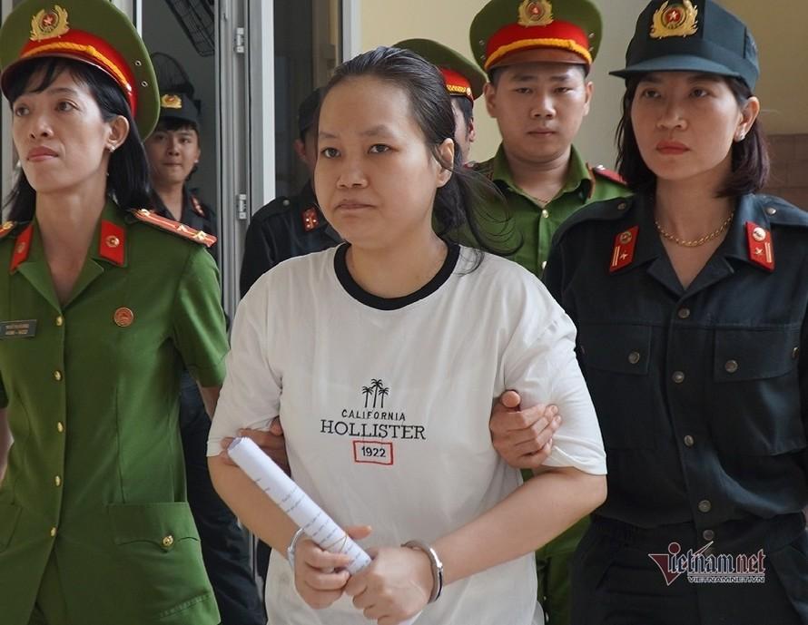 Bị cáo Phạm Thị Thiên Hà