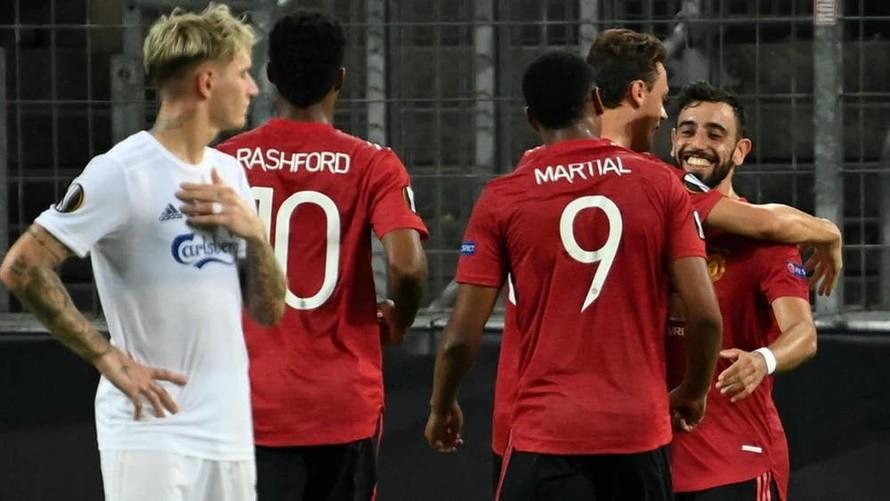 Người hâm mộ chờ MU 'phá dớp' bán kết mùa này, tại Europa League