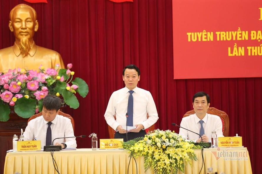 """Yên Bái lý giải vì sao đưa """"chỉ số hạnh phúc"""" vào chương trình Đại hội Đảng bộ tỉnh lần thứ XIX."""