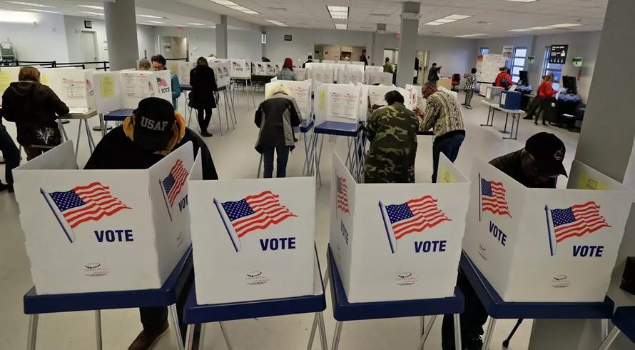 Tình báo Mỹ cáo buộc Nga 'đánh cắp' thông tin về cử tri. (Ảnh: AP)