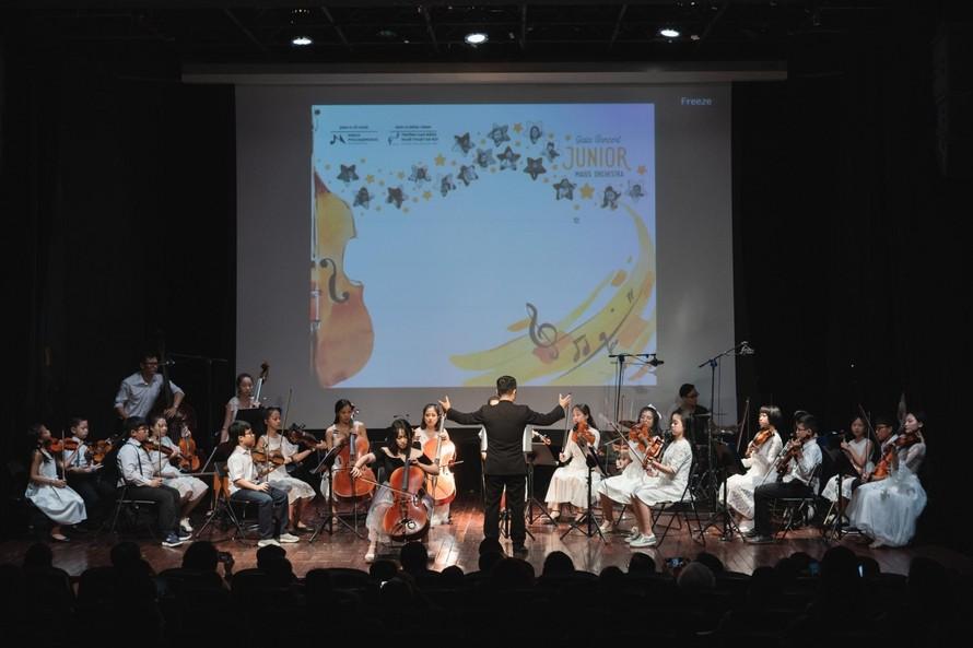 """Gala Concert - Junior Maius Orchestra"" sẽ diễn ra vào tối 31/10."