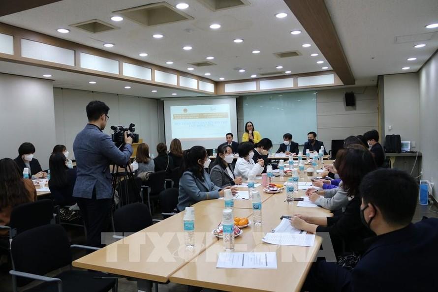 Khuyến cáo dành cho lao động Việt đang làm việc tại Hàn Quốc