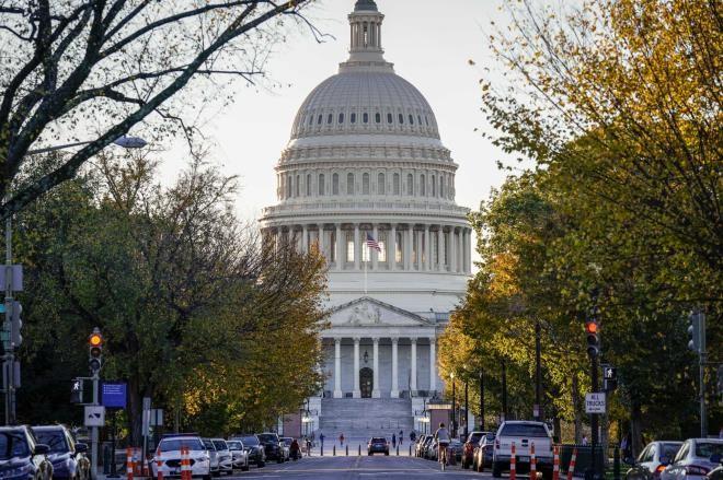 Đảng Dân chủ đã giành đủ số phiếu cần thiết để kiểm soát Hạ viện. (Ảnh: AP)