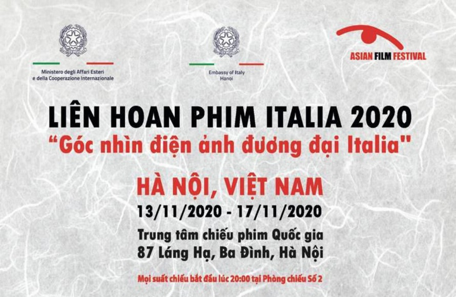 Giới thiệu góc nhìn điện ảnh đương đại Italia tại Việt Nam