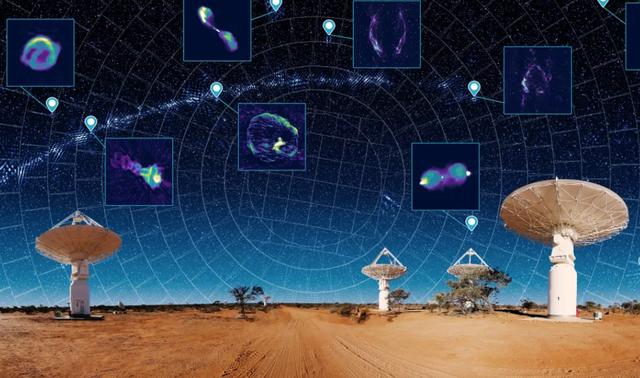 Bản đồ 1 triệu thiên hà mới được lập chỉ trong… 300 giờ