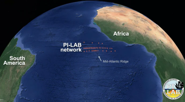 Vì sao Đại Tây Dương đang phát triển lớn hơn mỗi năm?