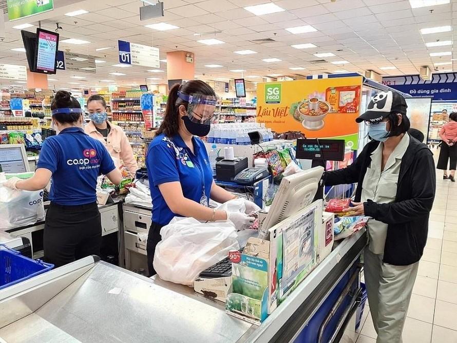 Đảm bảo an toàn phòng chống dịch tại các chợ, siêu thị