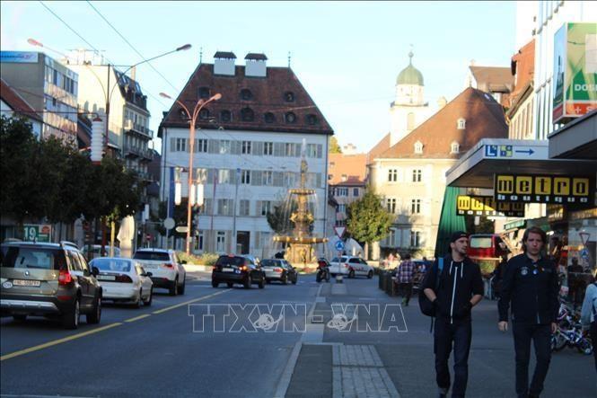 Kinh tế Thụy Sĩ đứng trước nguy cơ suy thoái do COVID-19