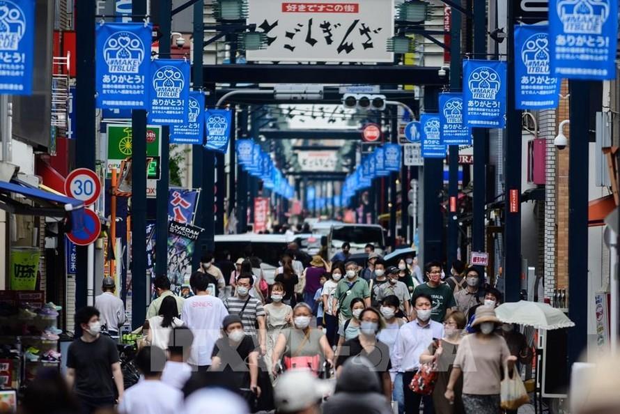 Người Nhật đang ngày càng 'nghèo đi'